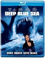 Deep Blue Sea (1999) [New Blu-ray] Ac-3/Dolby Digital, Dolby, Digital Theater