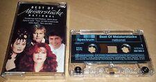 Deutsche Musikkassetten aus Deutschland mit Best Of