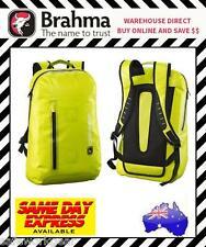 Brahma Caribee Alpha Pack 30L Hi Vis Yellow Waterproof Bag Backpack