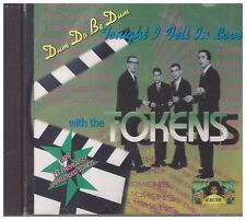 THE TOKENS CD  - Tonight I Fell In Love   Brand New   29 Tracks on Crystal Ball