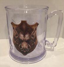 Wizard Harry Potter Universal Studios Plastic ButterBeer Boar Mug