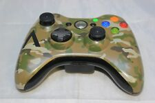 Xbox 360 Official Camo Controller Tested and Working