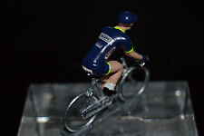 Wanty Groupe Gobert 2017 - Petit cycliste Figurine - Cycling figure