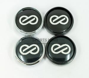4pcs 66mm Auto Car Wheel Center Hub Caps for ENKEI Emblem Logo Auto for Audi