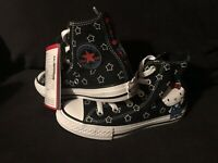 RARE Trial Sample Converse Hello Kitty Shoes Made Only As An Example!
