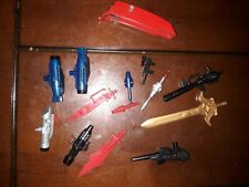 Transformers G1  weapons lot