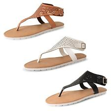 Buckle Gladiator Sandals & Beach Shoes for Women