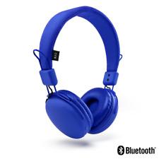 Bluetooth Headphones by Urbanz Lightweight On-ear Wireless Earphones With Built