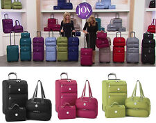 JOY First Class TuffTech Luggage Collection with SpinBall Wheels