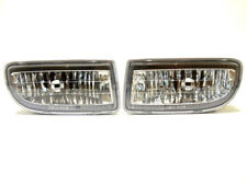 Toyota Land Cruiser HDJ100 1998- Front bumper Fog-Lights one Pair Left+Right NEW