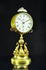 Antique Seth Thomas Alarm Alarm Clock approx. 1900