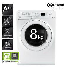 Waschmaschine  Frontlader EEK:A+++  BAUKNECHT  EW 8F4 (8 kg)