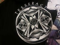 TESSERACT - Hoodie Errai 2016 vinyl, CD, album, 2XL, band, Periphery, Gojira new