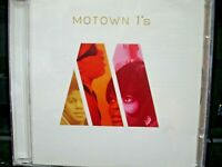 Motown Number 1's by Various Artists (CD, Apr-2007, UTV) WORLD SHIP AVAIL