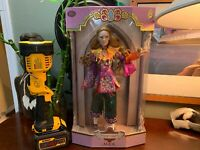 """NIB Disney Store Alice Through the Looking Glass Limited Edition To4000 Doll 17"""""""