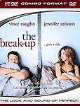 The Break-Up (HD DVD, 2006, HD/DVD Combination Format)