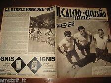 IL CALCIO E CICLISMO ILLUSTRATO 1960/30 RIVERA=TOMEAZZI=FANELLO=COLETTO=