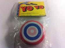 Vintage Toy Metal Yo-Yo Toy (New & Sealed)