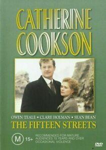THE FIFTEEN STREETS DVD CATHERINE COOKSON - Romance Period Drama