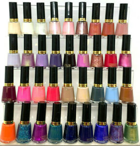 (2) Revlon Nail Enamel Nail Polish & Top Coats YOU CHOOSE YOUR COLOR