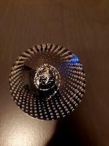 Caithness Polka Scotland Art Glass Paperweight