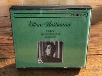 ettore bastianini - verdi . leoncavallo . berlioz . 1990 made in italy