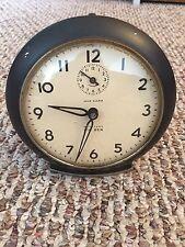 Vintage 1949-55 Westclox Big Ben Wind Up Art Deco LOUD Alarm Clock