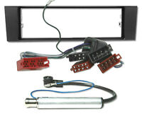 Radioblende Adapter Audi A3 8P 8PA Set Bundle Autoradio DIN Blende Aktivsystem