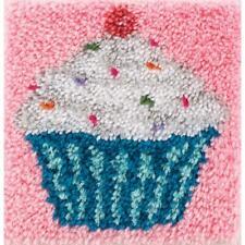 WonderArt® Cupcake Latch Hook Kit