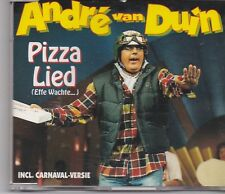 Andre van Duin-Pizzalied cd maxi single