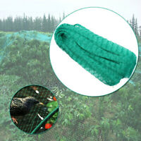 Anti Bird Netting Pond Green Net Protect Tree Crops Plant Fruit Garden Mesh Fun