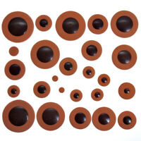 1Set deluxe Orange Alto Saxophone Pads Woodwind 25pcs Leather Pads