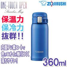 ZOJIRUSHI Stainless 360ml mug 12 OZ Matt Blue SM-SD36-AM US Seller
