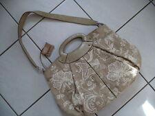 Radley London - Tasche - Bag - Shopper - Teilleder-Geldbörse - Schmuck Stickerei