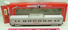 "American Flyer ~ 6-48930 Western Pacific ""Silver Dollar"" vista dome car ""811"""