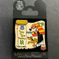 WDW Surprise Pin Collection 2006 Cartouche Collection Goofy LE Disney Pin 46946