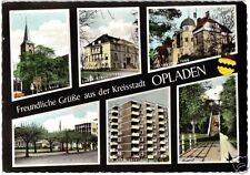 AK, Leverkusen Opladen, sechs Abb., 1970