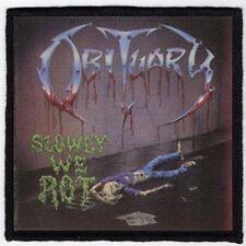 OBITUARY PATCH / SPEED-THRASH-BLACK-DEATH METAL