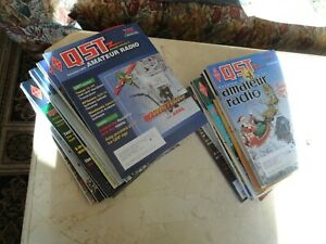 ARRL Amateur Radio QST Magazine Complete 24 Issues Years 2004 & 2005