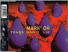 "MARK' OH - 5"" CD - Tears Don't Lie (Short mix, 12"" Mix) 5 Mixes  UK"