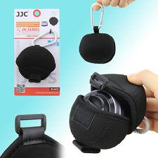 JJC JN-S Lens Case Bag Pouch Sony 16mm Panasonic Olympus 14-42mm 12-32mm 18-55mm