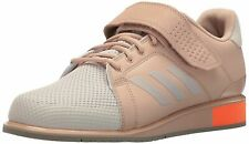 Adidas Mens Power perfect 3 Low Top Lace Up Weightlifting Sneakers Size US 9