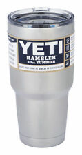Yeti Rambler Stainless Steel Coffee Mug Cup Insulated 30oz Tumbler