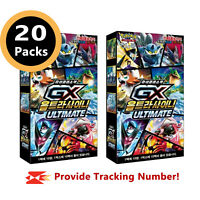 "2EA Pokemon cards Sun&Moon ""GX Ultra Shiny Ultimate"" Booster Box/ Korean Ver"