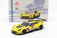 1:18th Chevrolet Corvette C7.R #63 Le Mans 2018