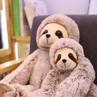 Plush Sloth Soft Toy Teddy Furry Animal Monkey Doll Pillow Soft Stuffed Toy UKX