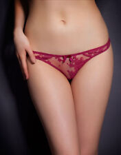 AGENT PROVOCATEUR CARMILLA THONG RED SIZE XLARGE / AP5 / 14-16 BNWT