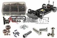 RC Screwz Stainless Steel Screw Kit for HPI Racing E-10 Drift #hpi063