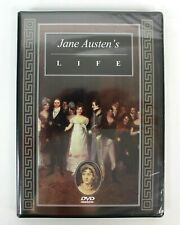 Jane Austen's Life 2005 Arts Magic DVD New Sealed