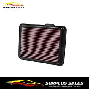 33-2408  K&N  Washable Air Filter H-0.813 in. L-12.344 in. W-9.813in , Hummer